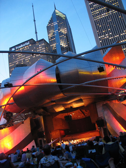 Django, Gypsy Jazz, and Millennium Park