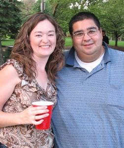 Amy & Nick