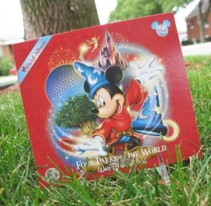 "The Sister Album: 2008's ""Four Parks, One World"" for Walt Disney World"