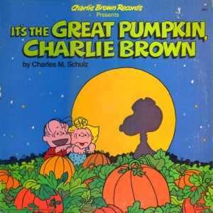 It's the Great Pumpkin, Charlie Brown LP from 1978