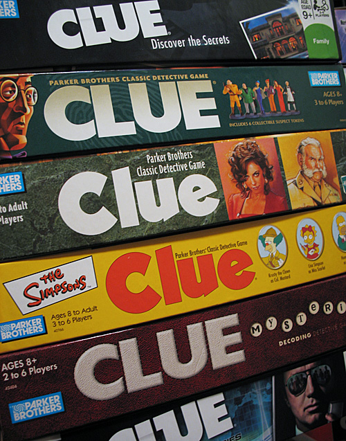 Get a Clue at the Tanners 2010