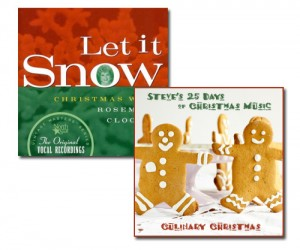Culinary Christmas - December 4: Let It Snow! Let It Snow! Let It Snow!