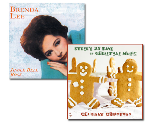 Culinary Christmas - December 15: A Marshmallow World