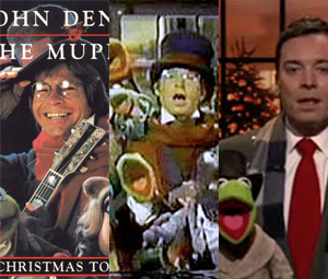3 versions of muppets12 days of christmas