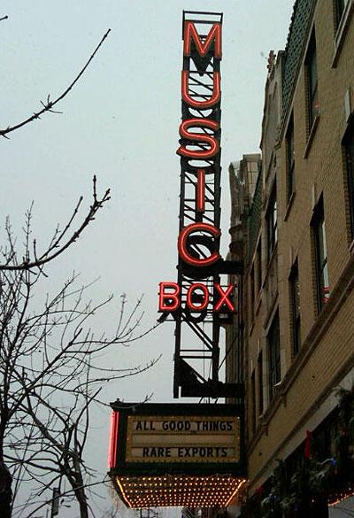 Music Box Theatre in Chicago