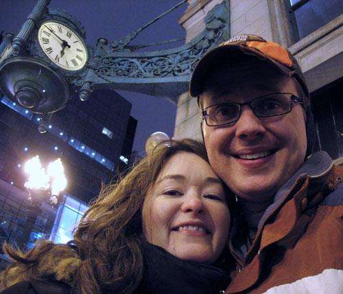 Despite the letdowns, still an Amy & Steve tradition!