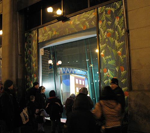 State Street Showdown 2010 - Macy's - Christmas Window #6