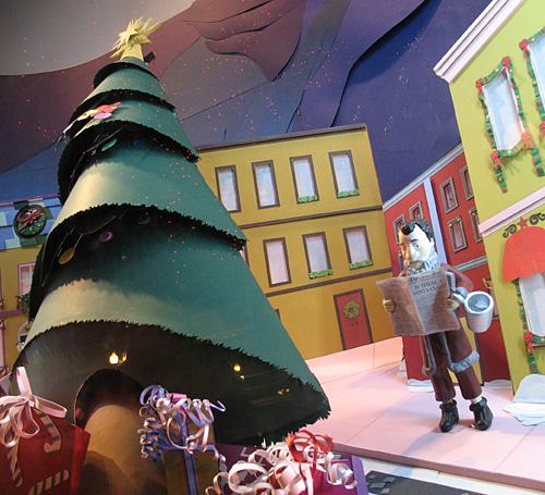 State Street Showdown 2010 - Macy's - Christmas Window #7