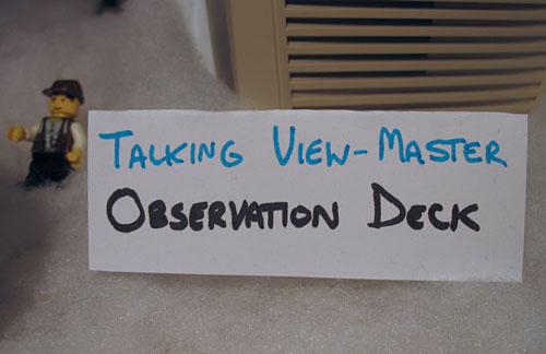 Let's explore the Observation Deck