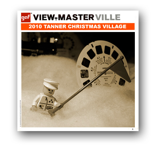 View-Masterville – A Christmas Village Theme