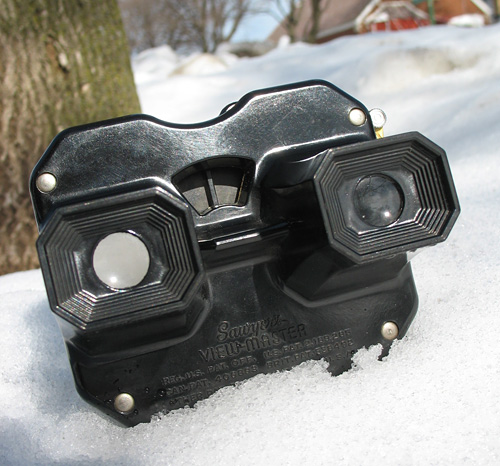 View-Master Model C Viewer