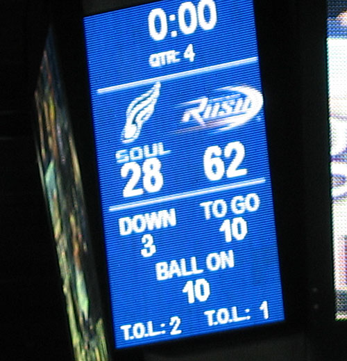 Yes, it was a blowout!