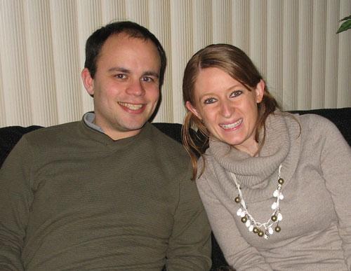 Branden & Megan