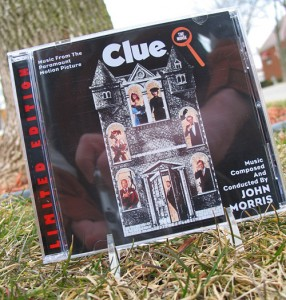 Clue Movie Soundtrack on CD