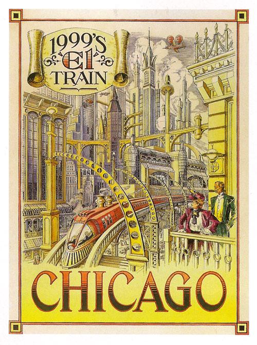 """1999's """"El"""" Train: Chicago"""