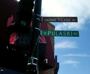 How many Pulaski streets do you need?