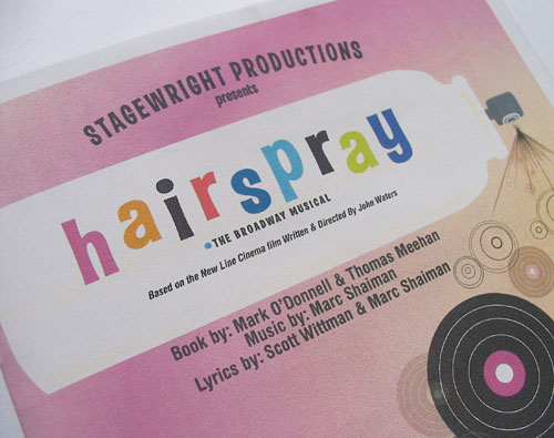 """Wright College performing """"Hairspray""""?"""