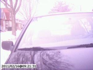 February 16: Ticket #2, Evidence Photo #2