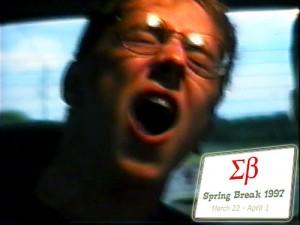 "Steve sings a painful ""Via Dolorosa"""