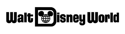 Original 1971 Walt Disney World Logo