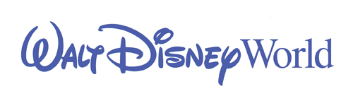 Current Walt Disney World typeface, circa 1996
