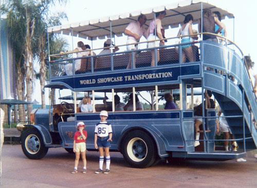 World Showcase Omnibus (1985)