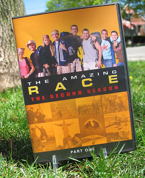 The Amazing Race 2 on DVD