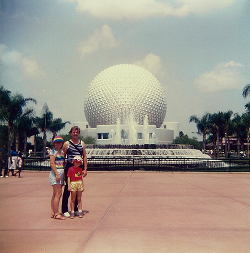 Virgin Spaceship Earth (1985)