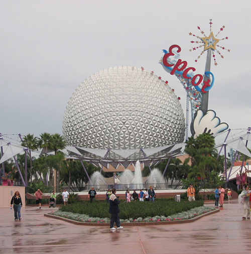 Blinged Spaceship Earth (2006)