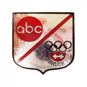 Another look at ABC's Innsbruck Logo