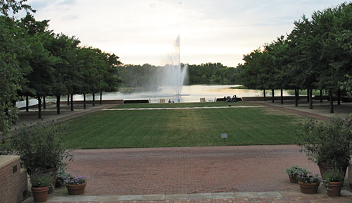 The Fountain at the Esplanade