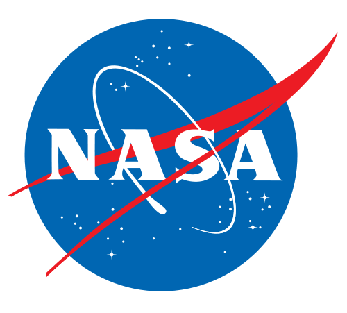 "NASA ""Meatball"" logo (1959-1974, 1992-)"