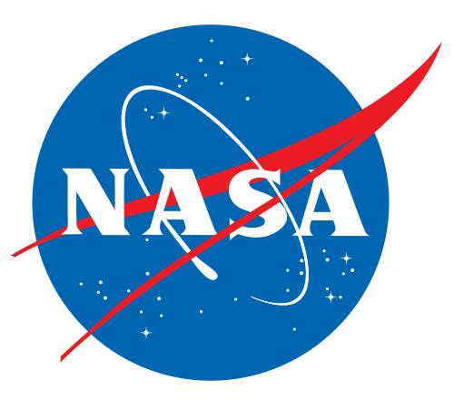 """NASA """"Meatball"""" logo (1959-1974, 1992-)"""