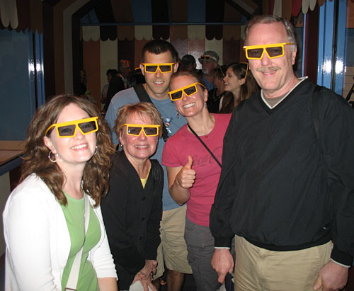 Our 3D Family (2009)