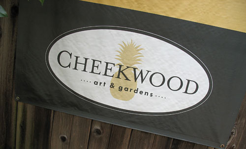 Welcome to Cheekwood, stay for the pineapple