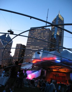 More jazz at Millennium Park