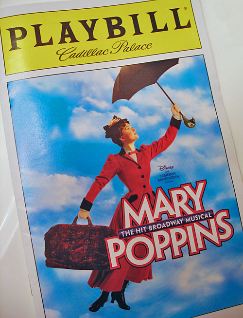 Mary Poppins?  Yup!