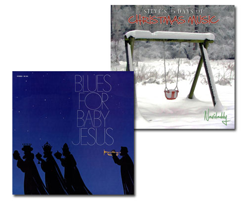 Navidaddy - December 23: Blues for Baby Jesus