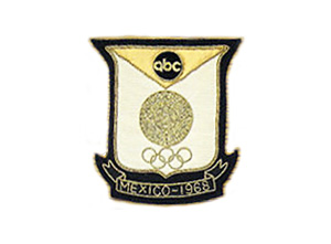 ABC 1968 Summer Olympics Logo