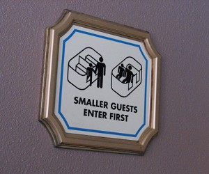 Smaller Guests Enter First (2009)