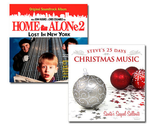 Santa's Sequel Sellouts - December 3: All Alone On Christmas