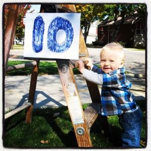 10 Months - October