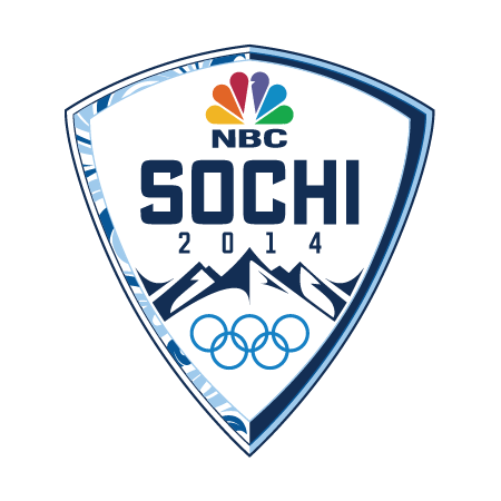 NBC Sochi 2014 Winter Olympics Logo