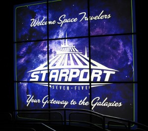 Welcome Space Travelers! (2009)