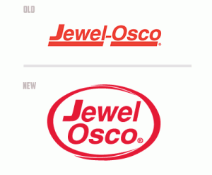 Logo change for Jewel-Osco